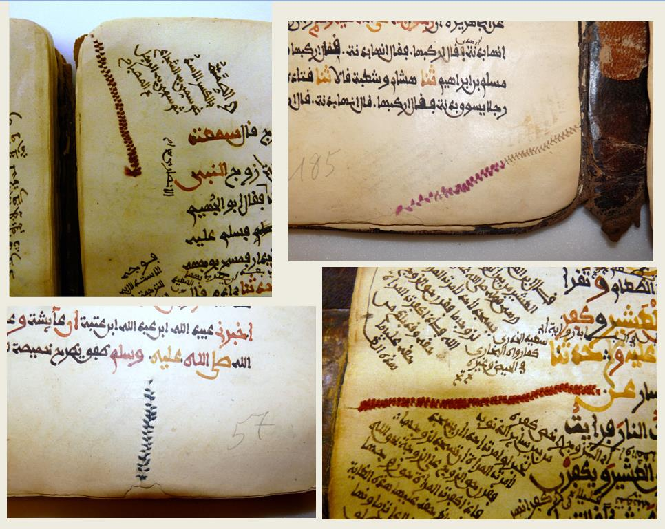 Collection of Hadiths, MS.707, Museum of Islamic Art, Qatar.